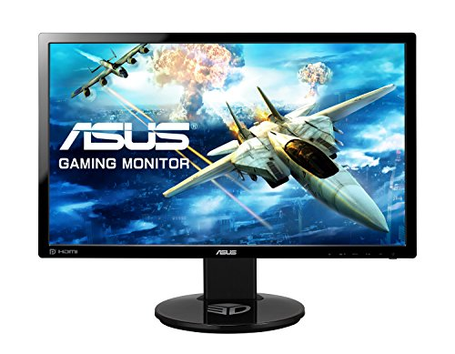 ASUS VG248QE 61 cm (24 Zoll) Gaming Monitor (Full HD, DVI, HDMI,...