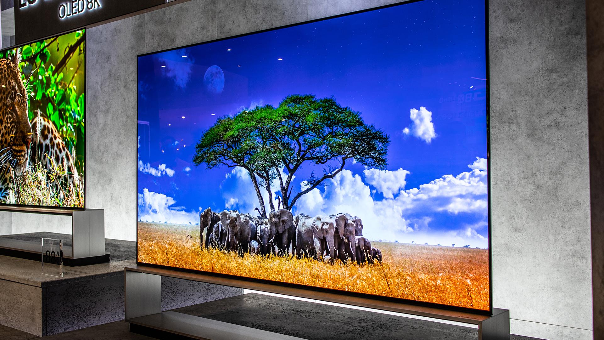 Fernseher mit HDR-Technologie