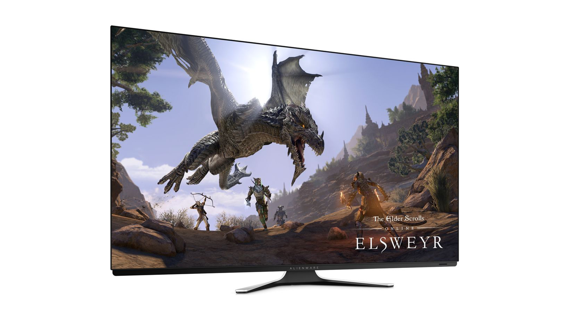 OLED-Monitor für Gaming - Dell Alienware AW5520QF
