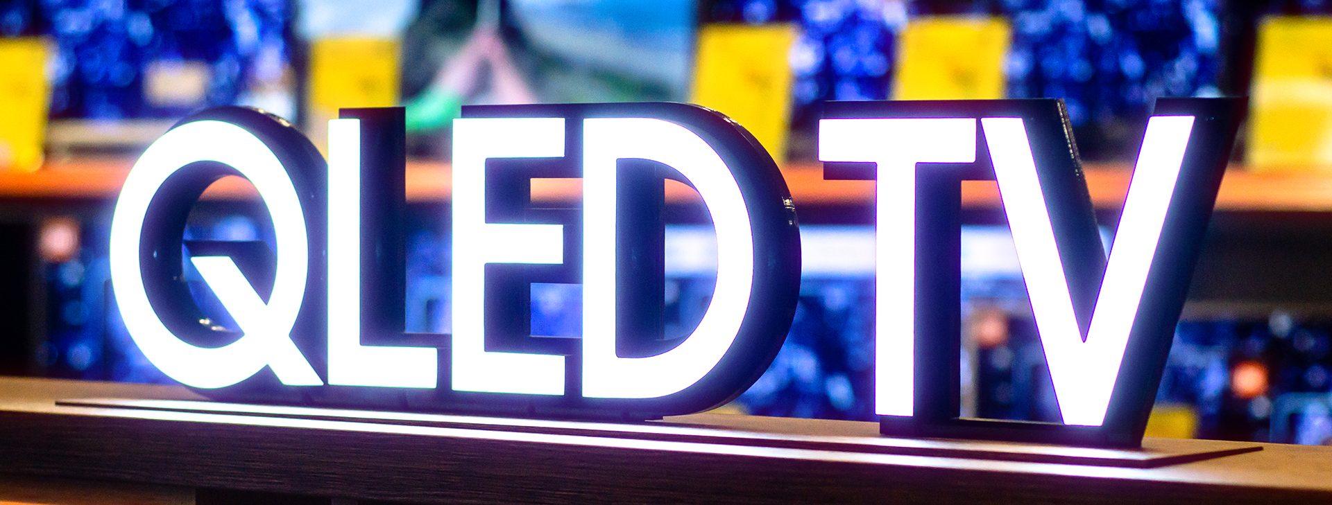 Was ist QLED? - QLED erklärt