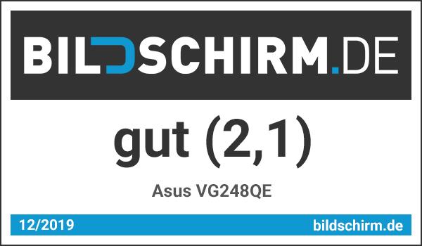 Asus Vg248Qe Test - Bildschirm.de Testsiegel