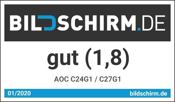 AOC C24G1/C27G1 Test