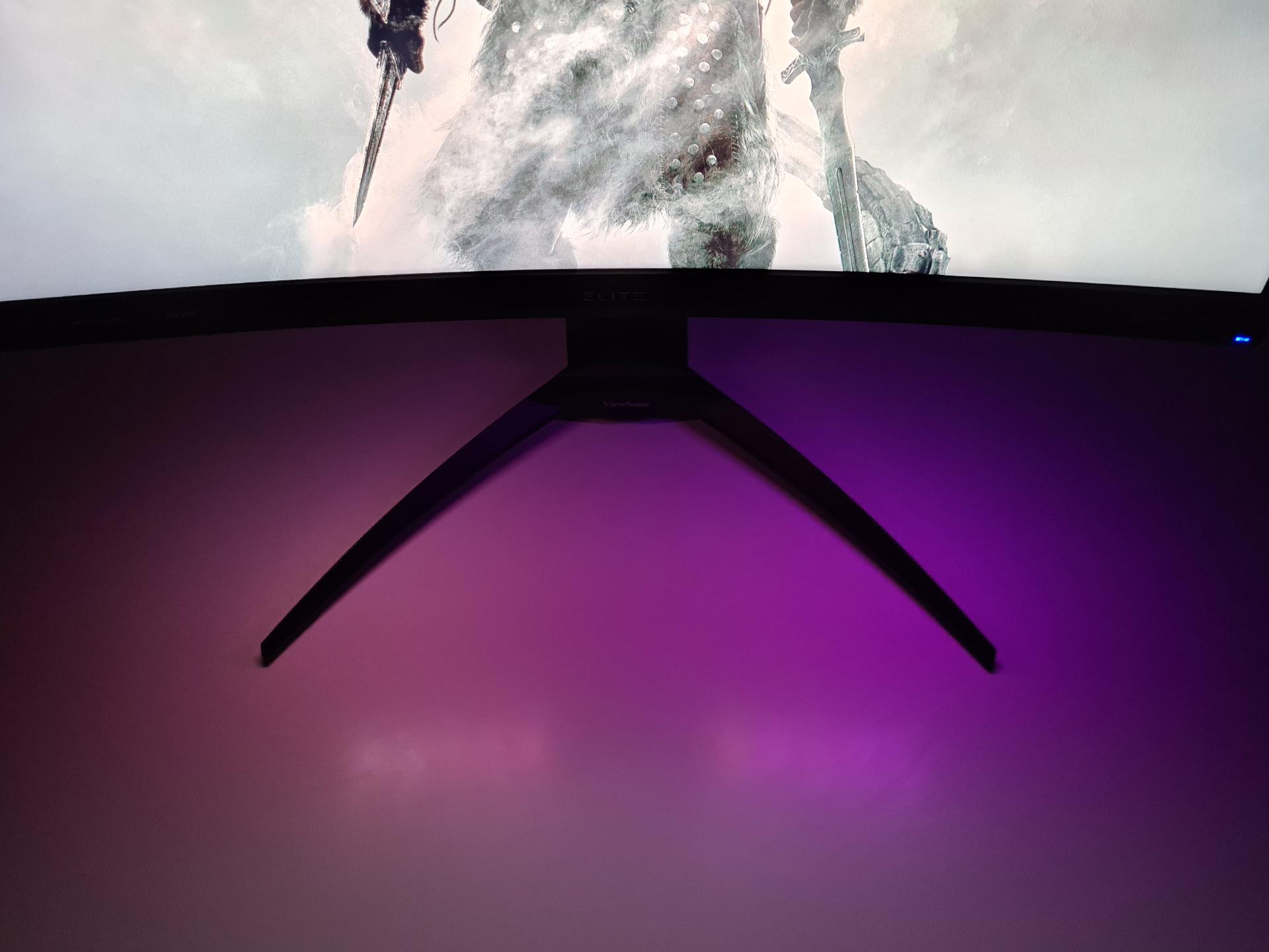 viewsonic xg270qc - LEDs
