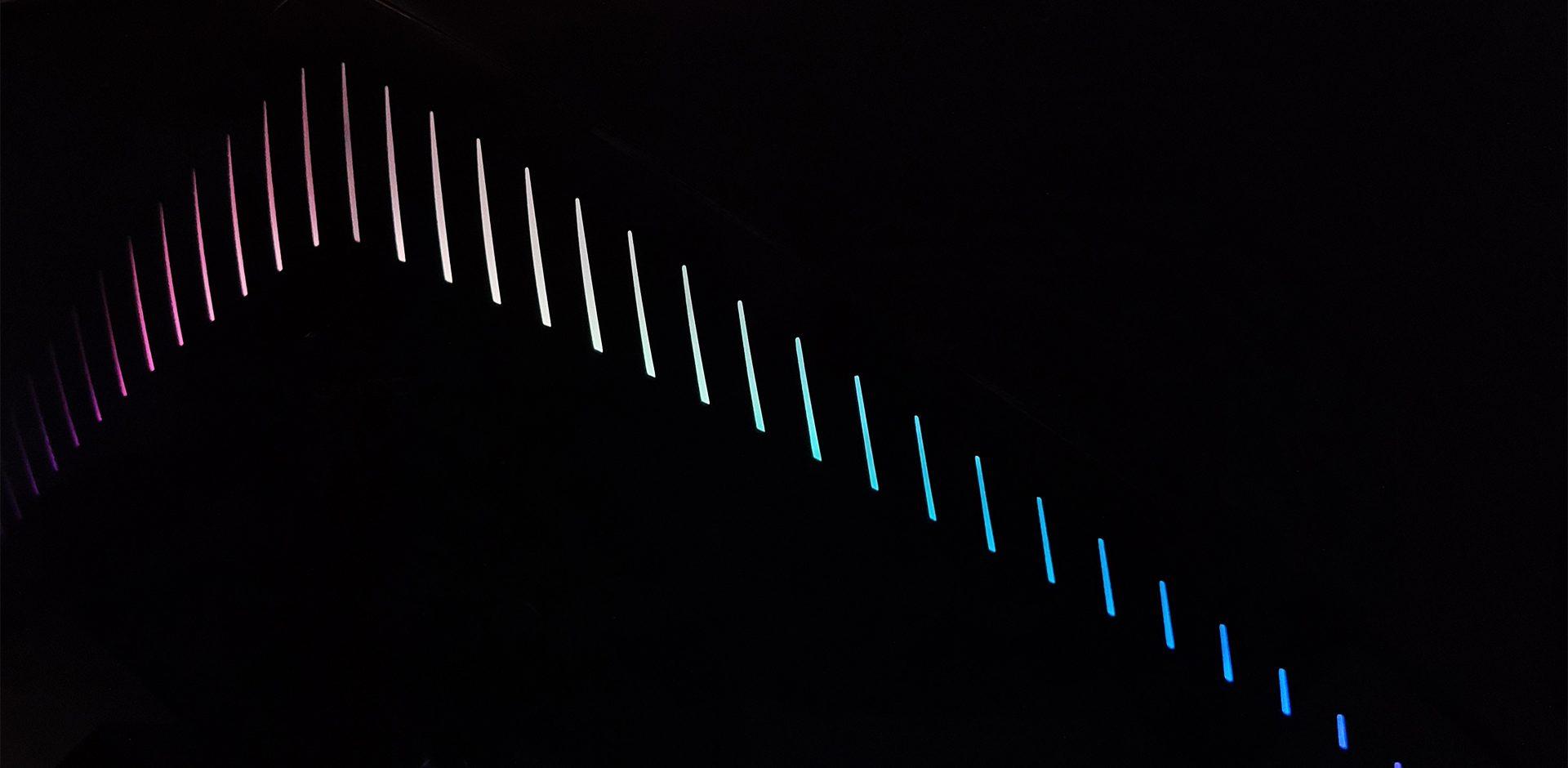 viewsonic xg270qc - RGB Beleuchtung 2