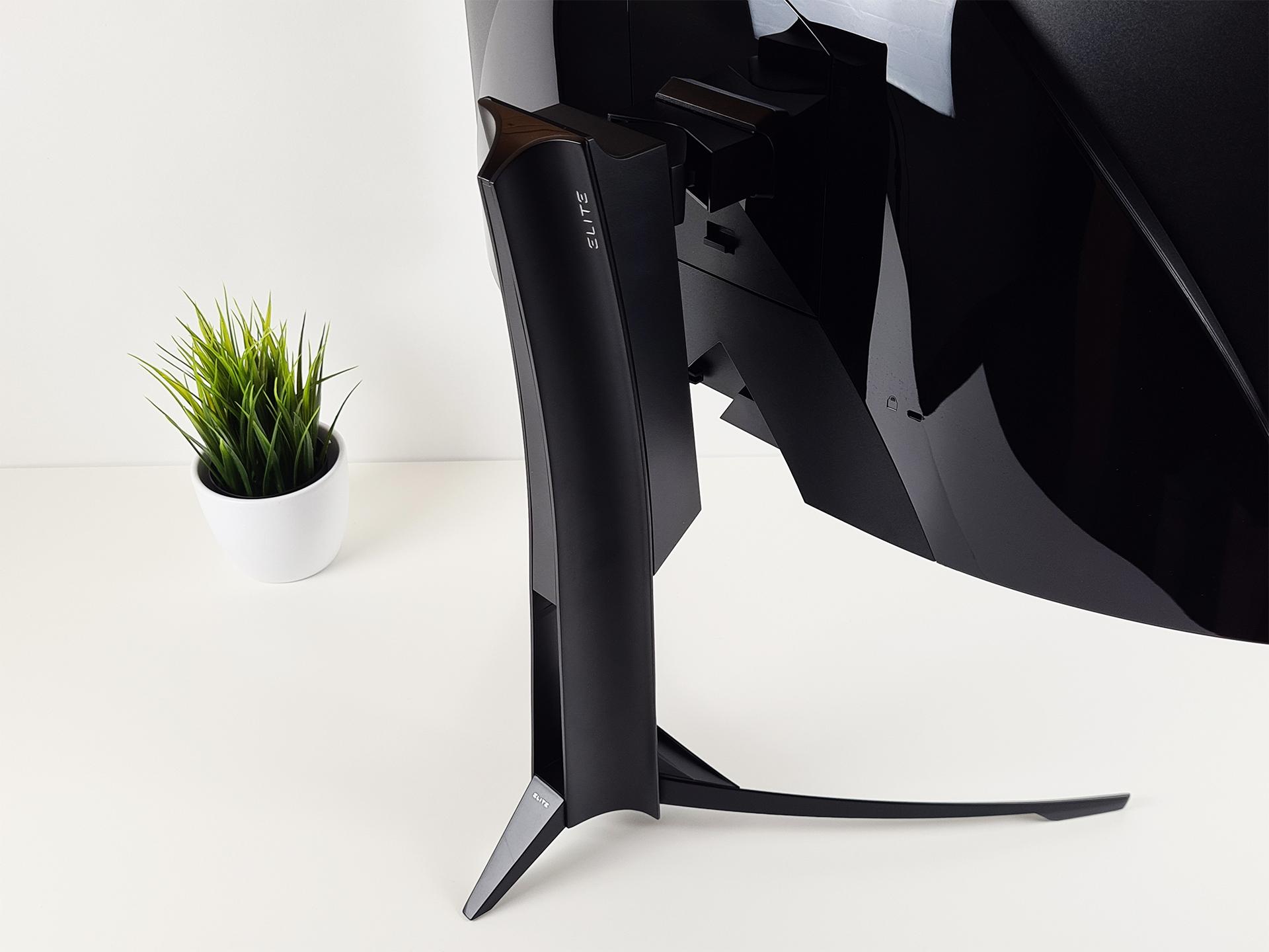 viewsonic xg270qc - Standfuß Design