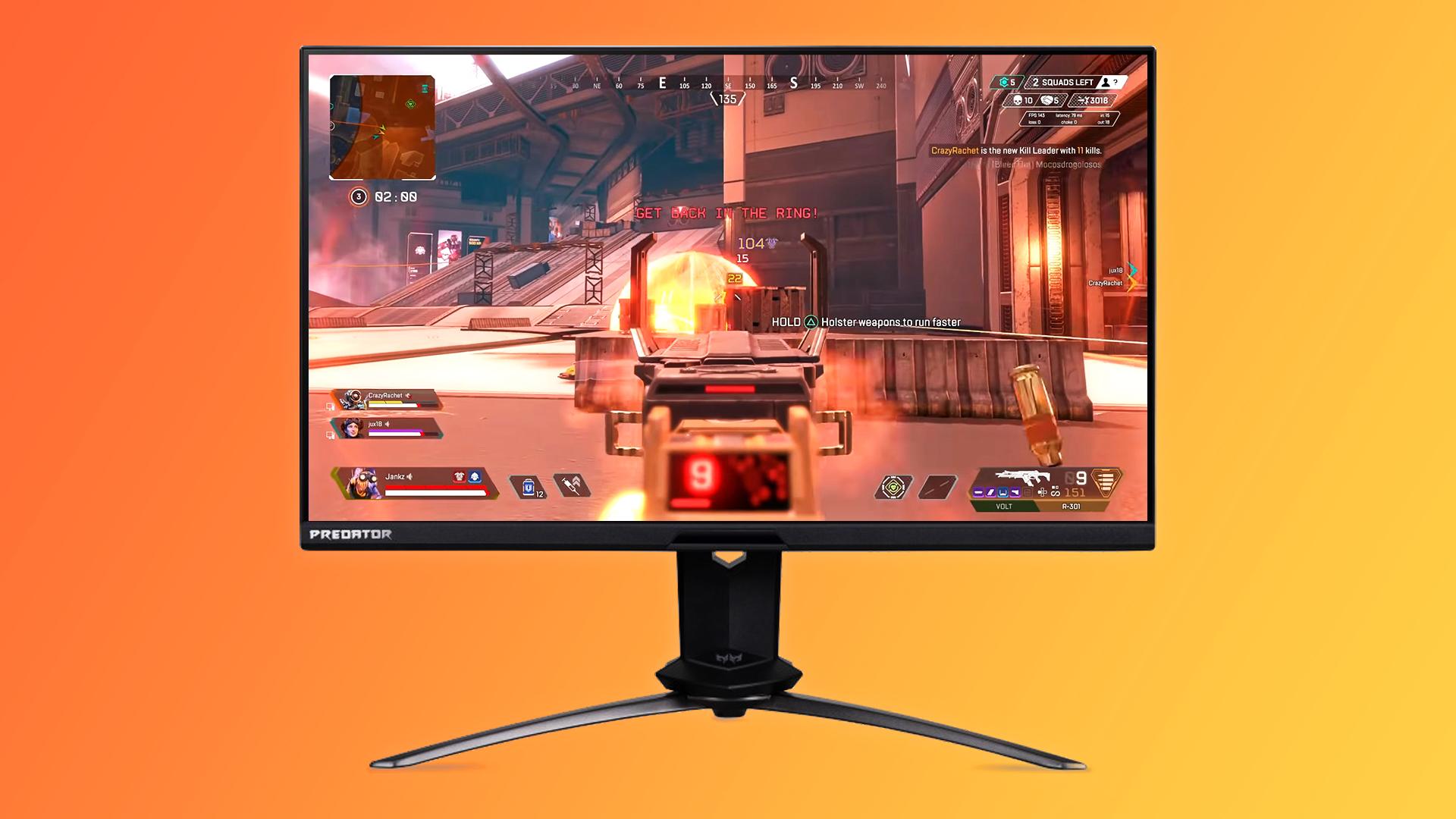 Input Lag bei Monitor und Fernseher
