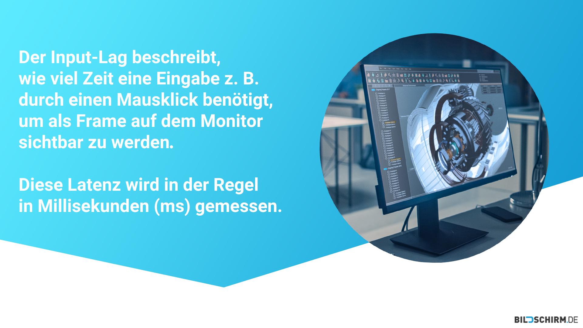 Was ist der Input-Lag bei Monitor und TV?