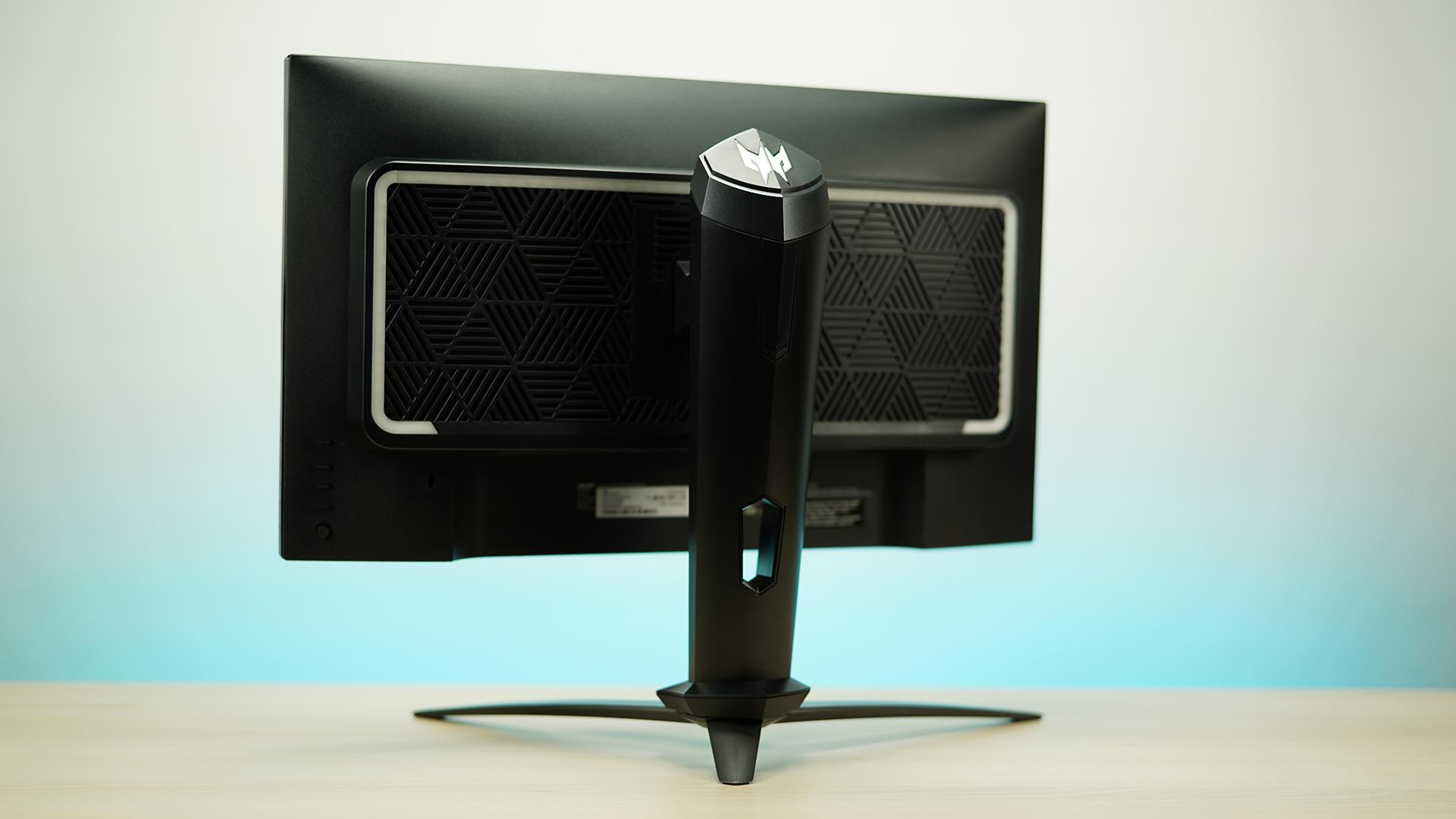 Acer Predator X25 - Ergonomie 7