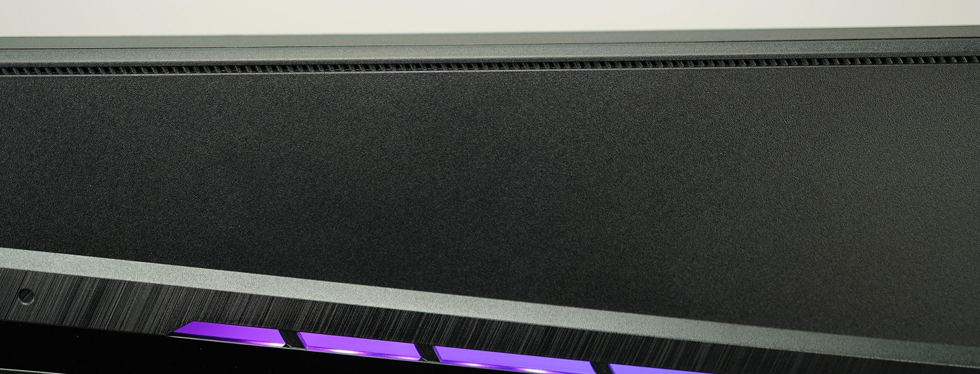 MSI Optix MAG301RF - MSI Mystic Light und Lüftung