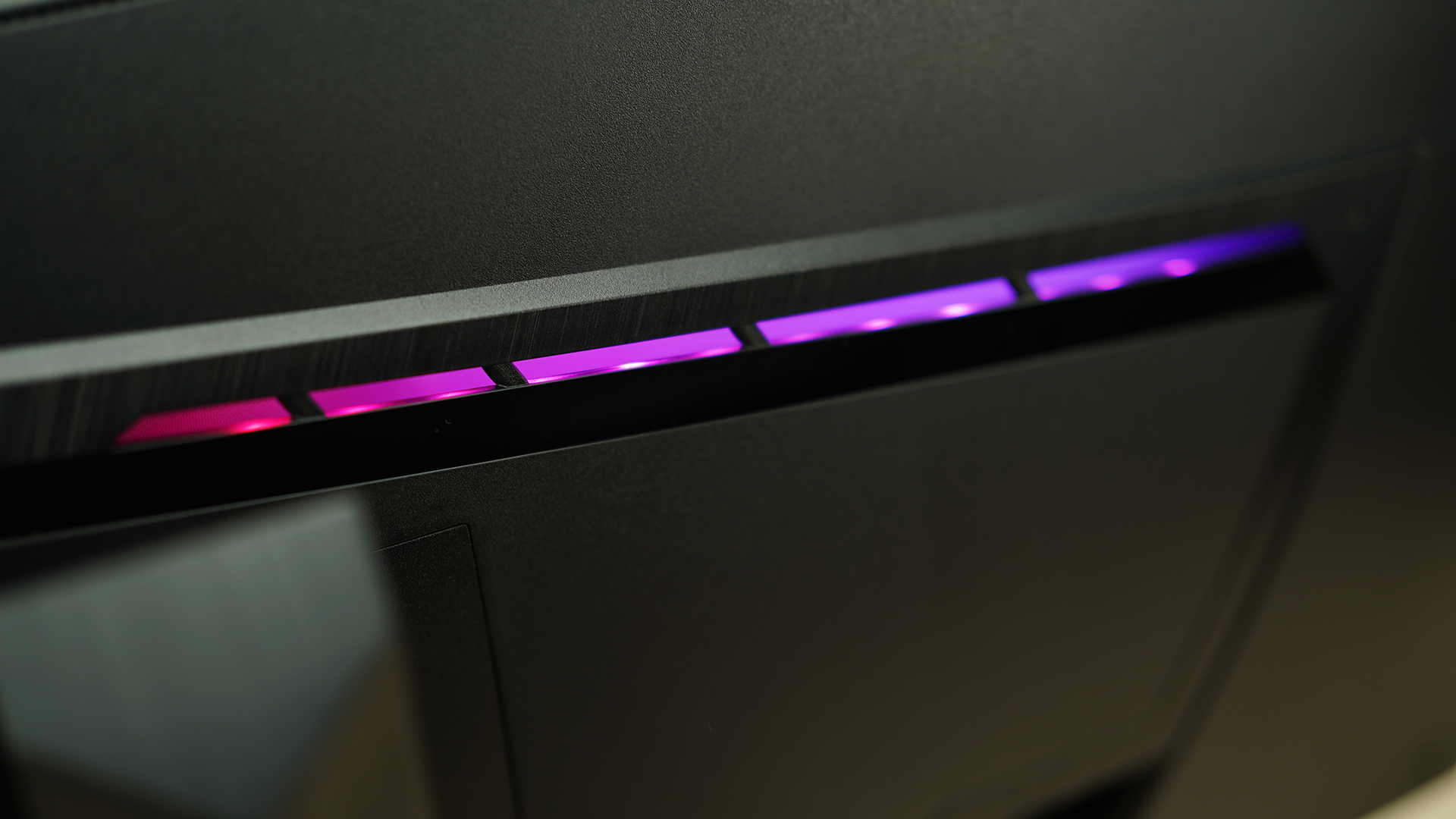 MSI Optix MAG301RF - MSI Mystic Light RGB-Beleuchtung