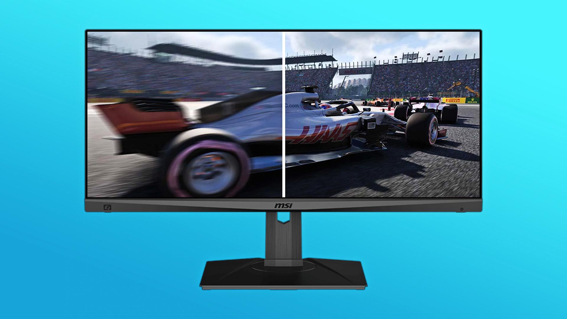 Bildwiederholfrequenz - Monitor und Fernseher