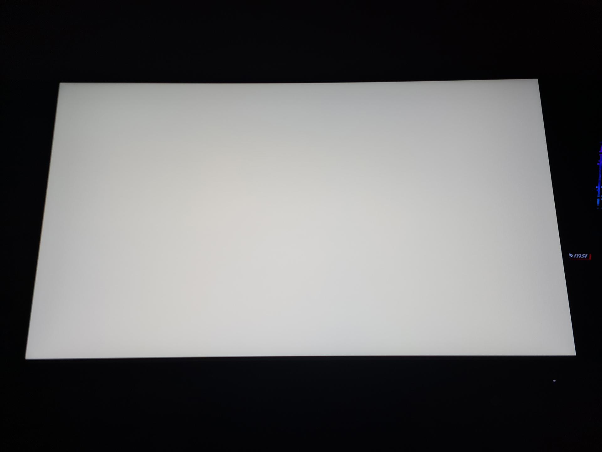 MSI Oculux NXG253R - Blickwinkel 1